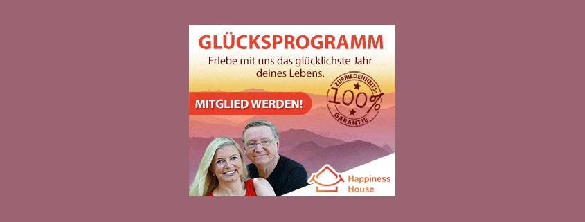 Online Programm, Mitgliedschaft, Happiness, Glücksprogramm, Persönlichkeitsentwicklung, Pierre Franckh, Michaela Merth, Jahresprogramm, Glück, glücklich werden